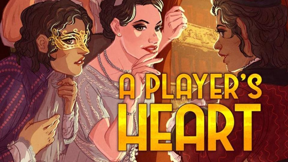 A players heart poster