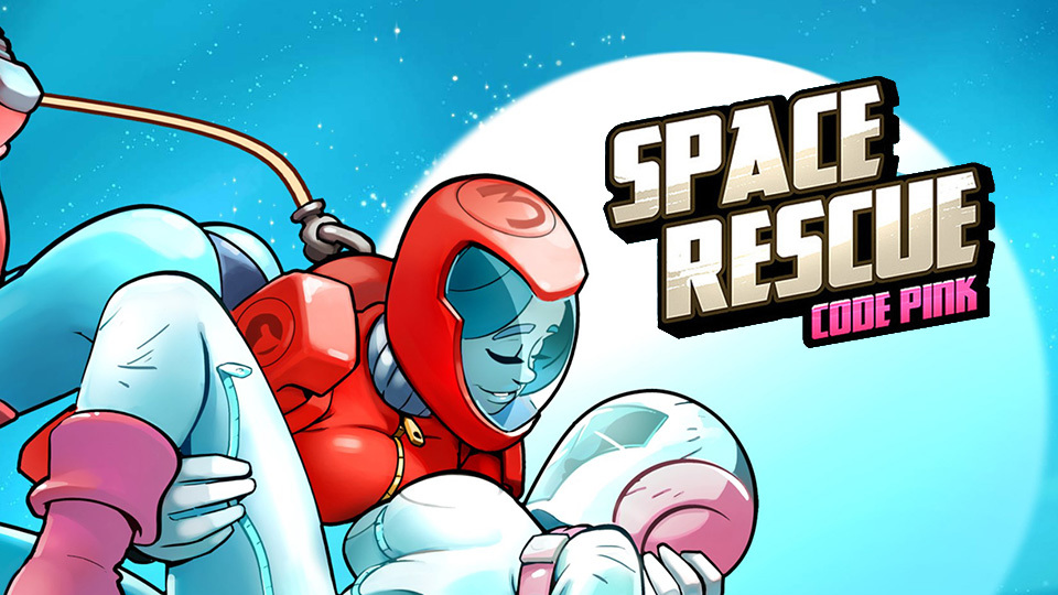 Space Rescue Code Pink