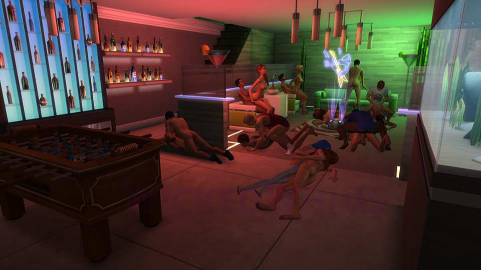 Wickedwhims Party Orgy Sims